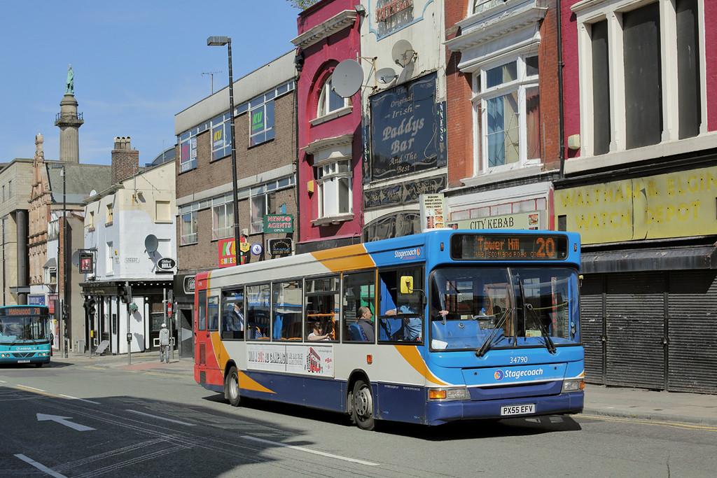 34790 PX55EFV, Liverpool 4/8/2014