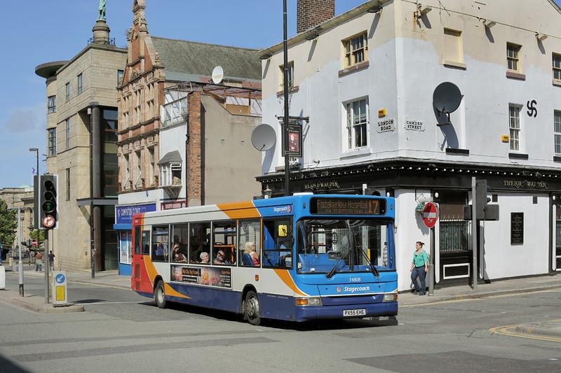 34808 PX55EHE, Liverpool 4/8/2014