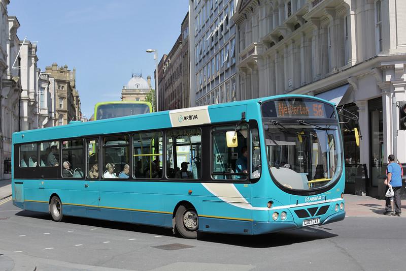 2661 CX07CVA, Liverpool 4/8/2014