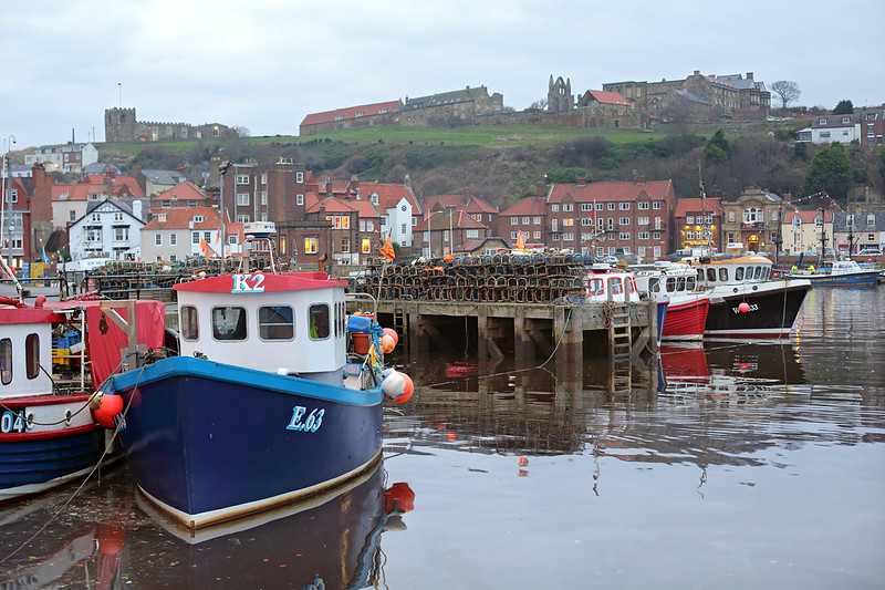 Whitby Harbour 4/12/2014