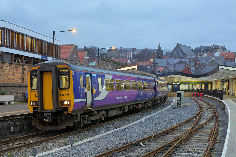156475 Whitby 4/12/2014<br /> 2D43 1600 Whitby-Middlesbrough