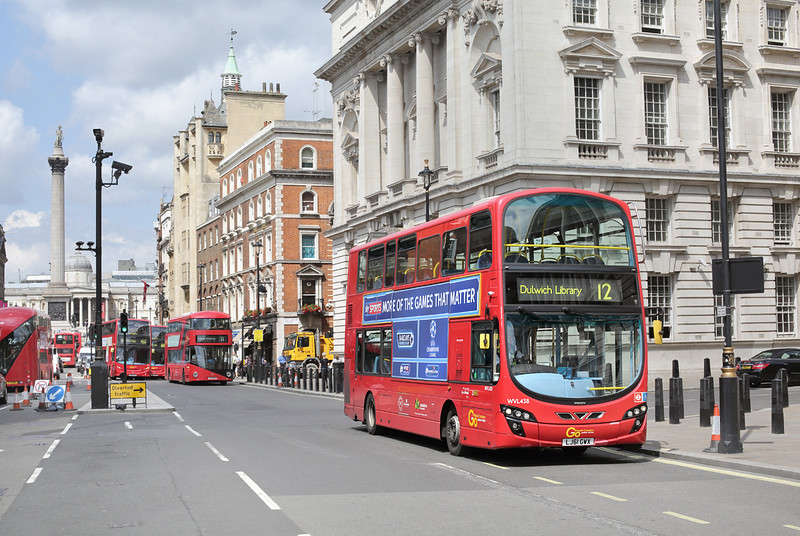 WVL438 LJ61GWK, Whitehall 6/8/2014