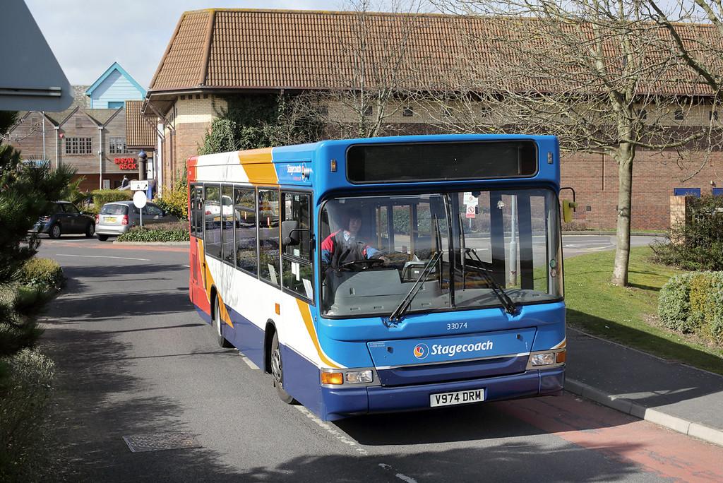 33074 V974DRM, Port Solent 7/3/2014