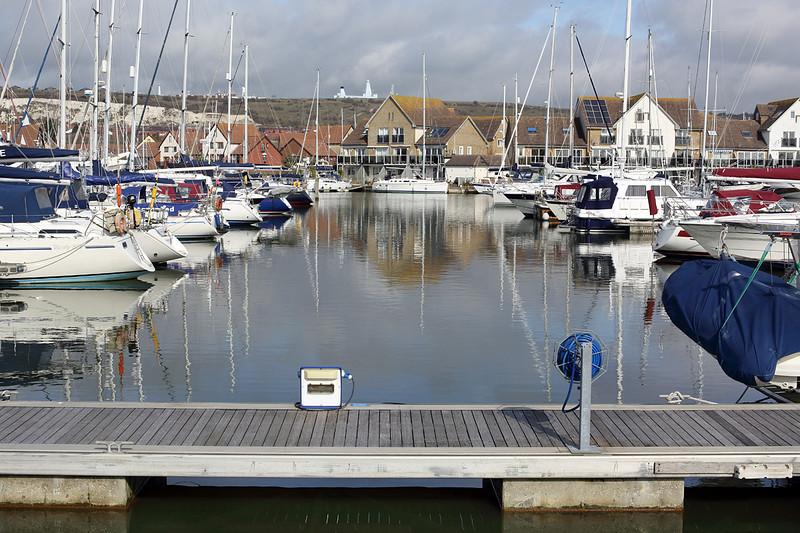 Port Solent Marina 7/3/2014