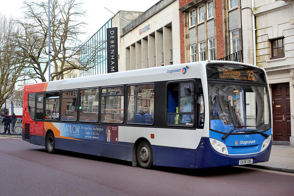 27555 GX58GMG, Portsmouth 7/3/2014
