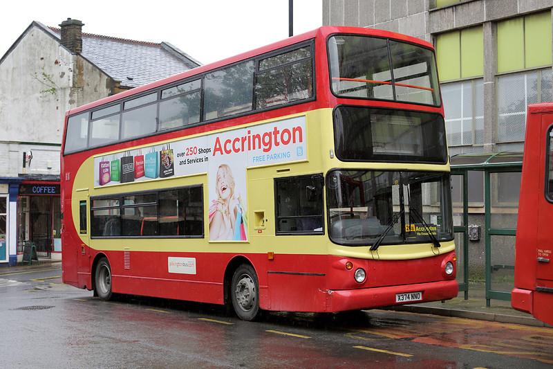 X374NNO, Accrington 7/5/2014