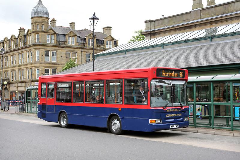 W168EAX, Accrington 7/5/2014