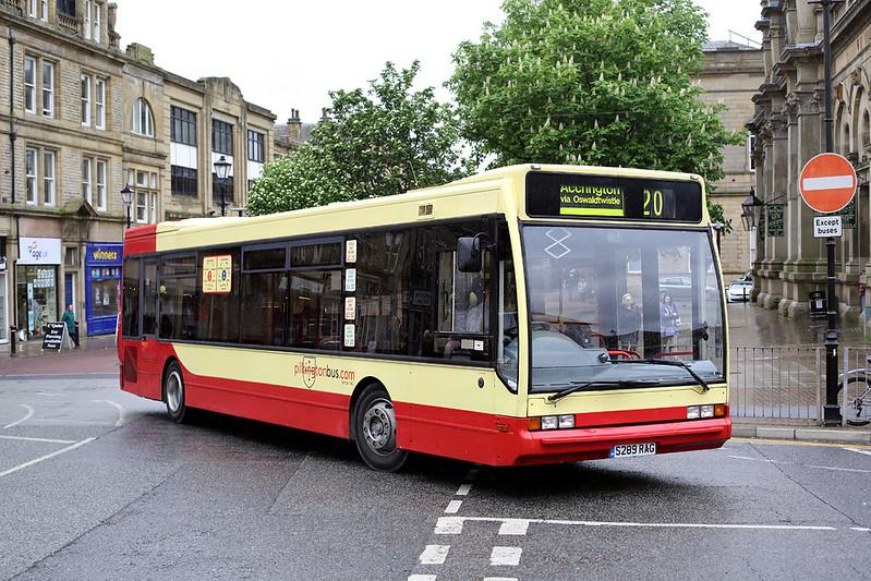 S269RAG, Accrington 7/5/2014