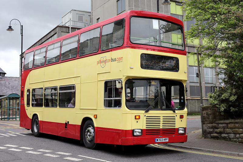 M703HPF, Accrington 7/5/2014