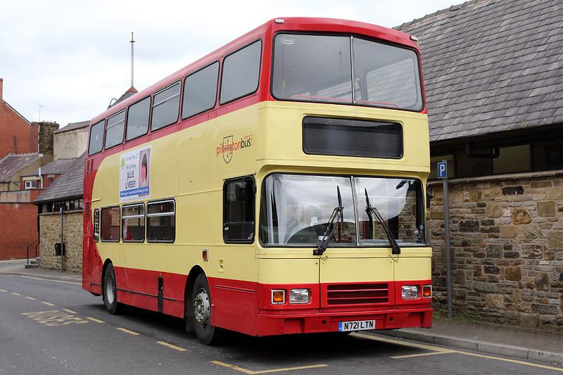 N721LTN, Accrington 7/5/2014