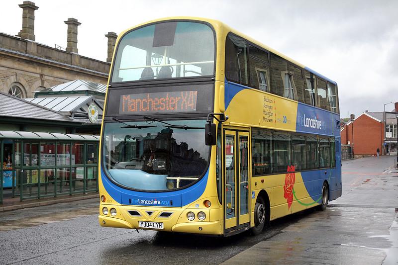402 YJ04LYH, Accrington 7/5/2014