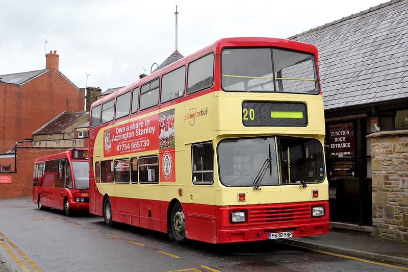 F638YRP, Accrington 7/5/2014