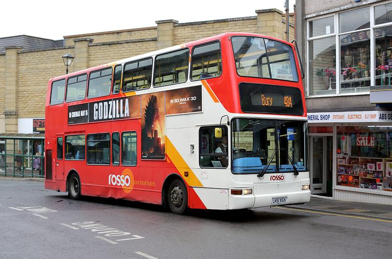 105 LK51XGX, Accrington 7/5/2014