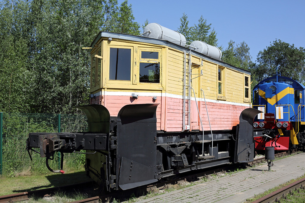 Snowplough 107, Riga LDV Museum 7/6/2014