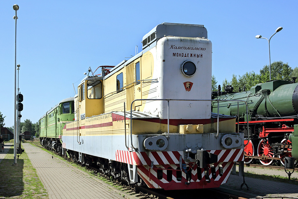 BЛ26-005 Riga LDV Museum 7/6/2014