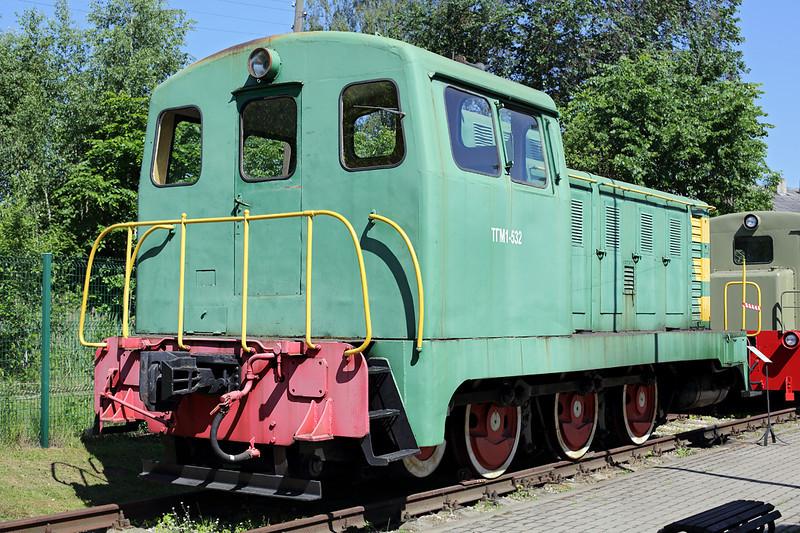 TГM1-532 Riga LDV Museum 7/6/2014