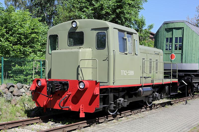 TГK2-5999 Riga LDV Museum 7/6/2014