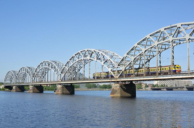ER07-2118 Riga 7/6/2014<br /> EV6713 0941 Riga Pasažieru-Jelgava
