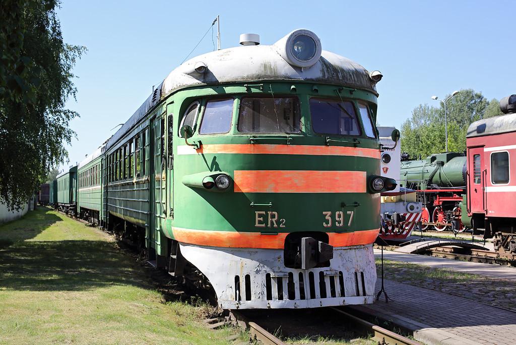 ER2-397 Riga LDV Museum 7/6/2014