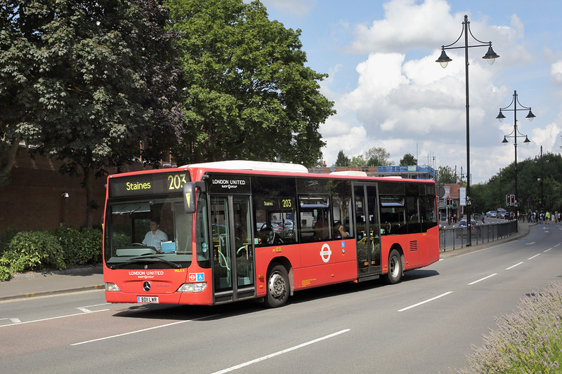 MCL4 BD11LWR, Staines 7/8/2014