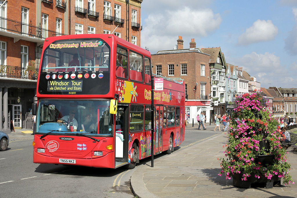 361 YN55NKZ, Windsor 7/8/2014