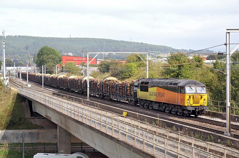 56105 Penrith 8/9/2014<br /> 6J37 1202 Carlisle Yard-Chirk