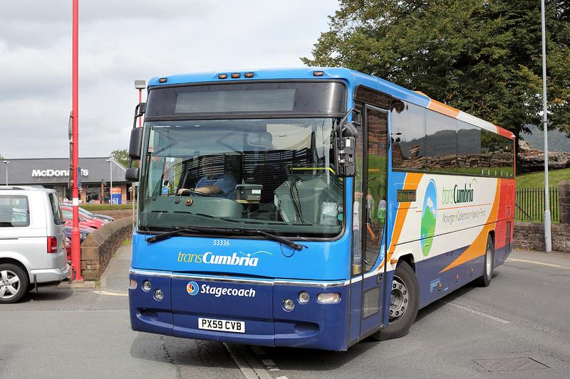 53336 PX59CVB, Penrith 8/9/2014