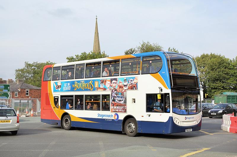 15697 PX60BEY, Preston 8/9/2014