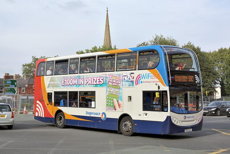 15906 PE13LSL, Preston 8/9/2014