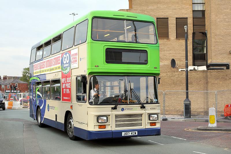 42557 J107KCW, Preston 8/9/2014