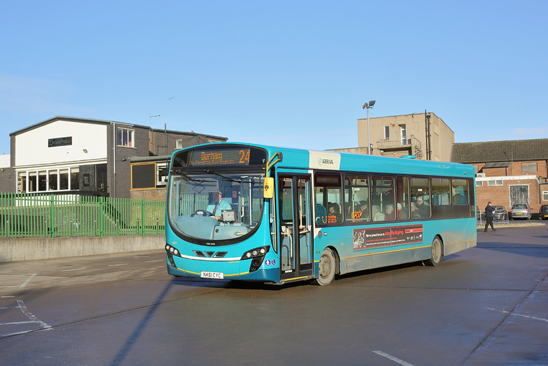 1470 NK61CYC, Peterlee 8/12/2014