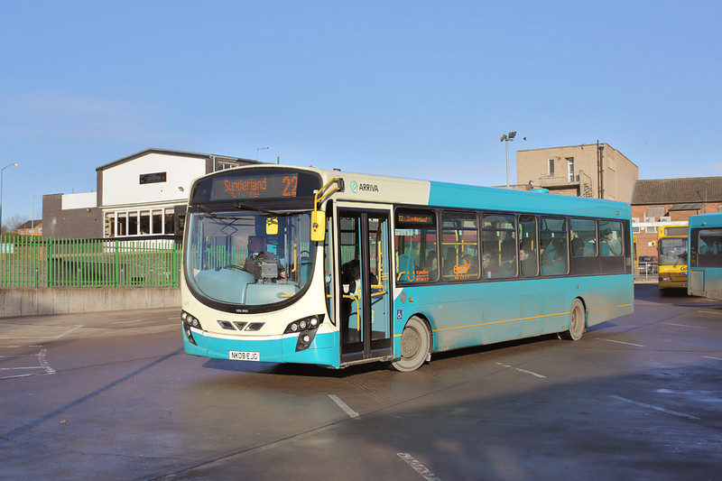 1418 NK09EJG, Peterlee 8/12/2014