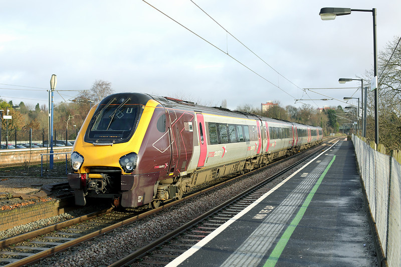 221123 Northfield 10/1/2014<br /> 1V49 0907 Manchester Piccadilly-Bristol Temple Meads