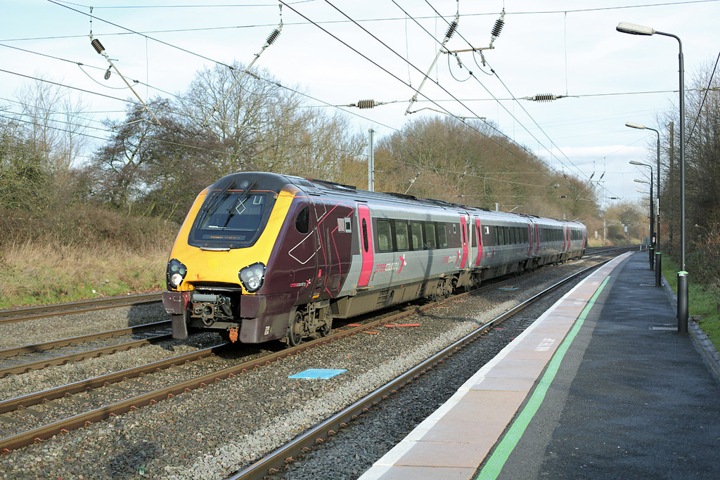 220034 Longbridge 10/1/2014<br /> 1V51 1007 Manchester Piccadilly-Bristol Temple Meads