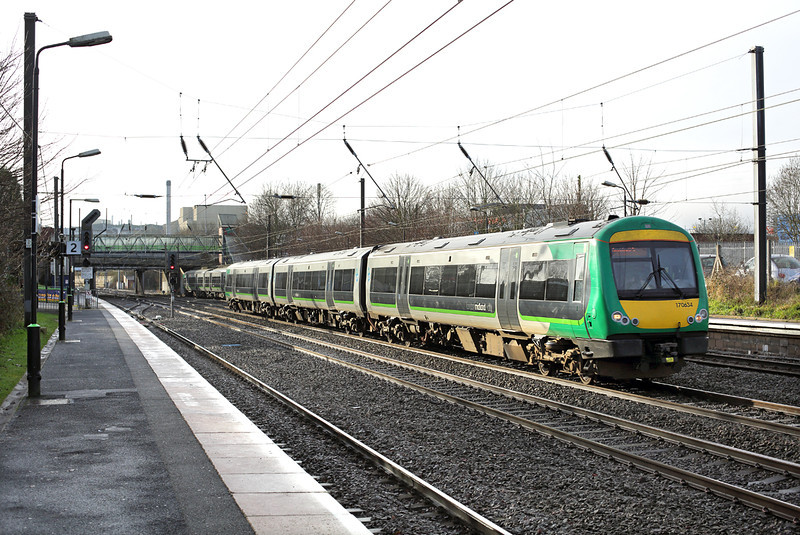 170634 Longbridge 10/1/2014<br /> 1M61 1040 Hereford-Birmingham New Street