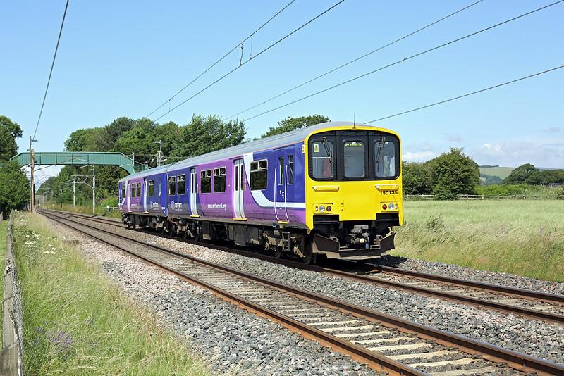 150135 Brock 10/7/2014<br /> 5Z50 1125 Kilmarnock Bonnyton-Preston