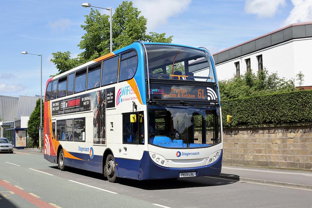 15906 PE13LSL, Preston 11/6/2014