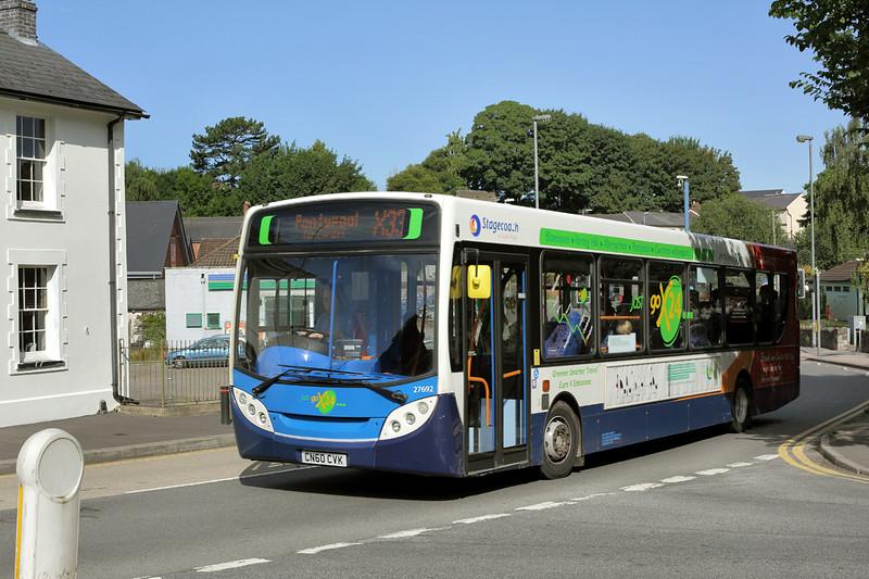 27692 CN60CVK, Abergavenny 11/7/2014