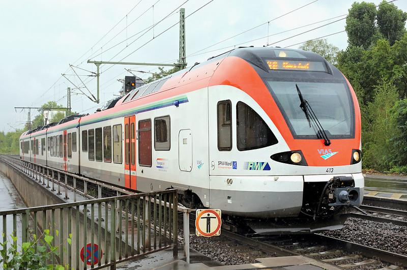 413 Oberlahnstein 13/8/2014<br /> RB25022 1553 Frankfurt (Main) Hbf-Neuwied