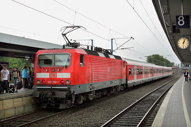 143292 Köln Messe/Deutz 14/8/2014<br /> S6 1252 Köln Nippes-Ratingen Ost