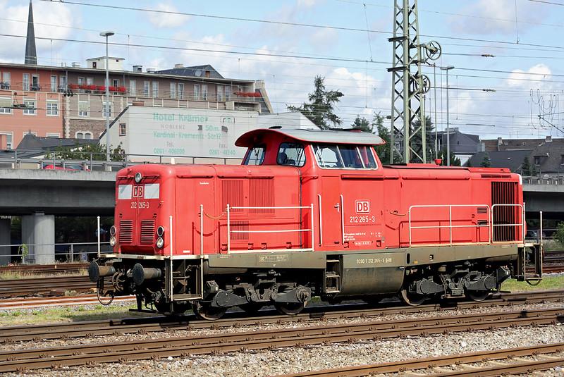 212265 Koblenz Hbf 12/8/2014