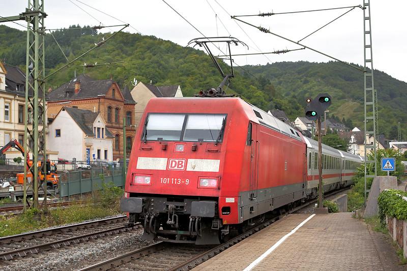 101113 Boppard Hbf 13/8/2014<br /> IC2024 0718 Passau Hbf-Hamburg Altona