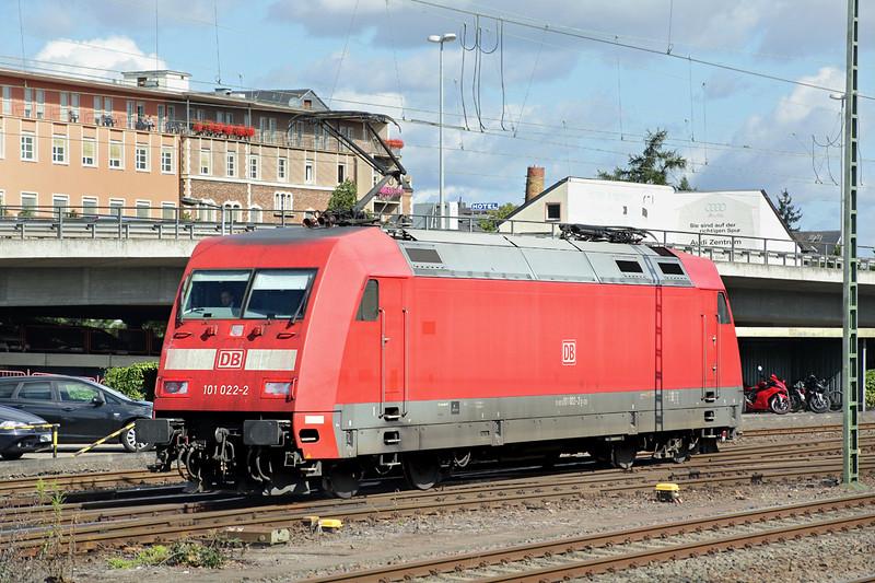 101022 Koblenz Hbf 12/8/2014