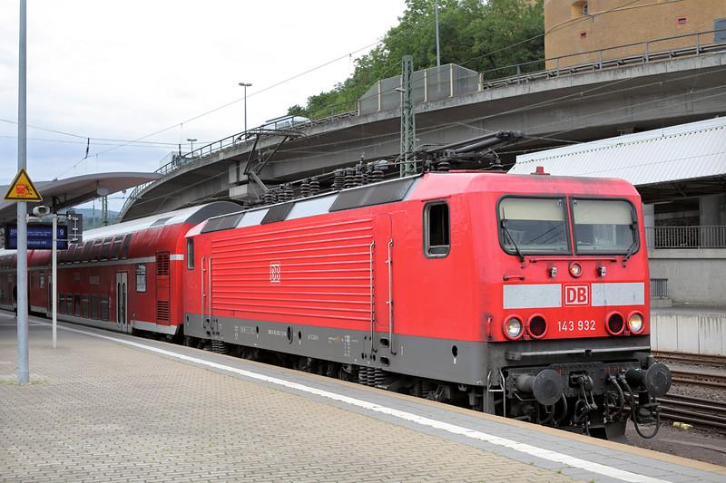 143932 Koblenz Hbf 13/8/2014<br /> RE12012 1222 Koblenz Hbf-Saarbrucken Hbf