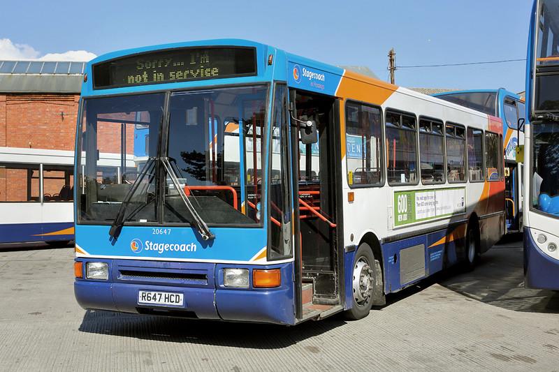 20647 R647HCD, Silverhill 12/9/2014