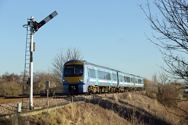 170202 Whittlesea 13/1/2014<br /> 1E74 1000 Ipswich-Peterborough