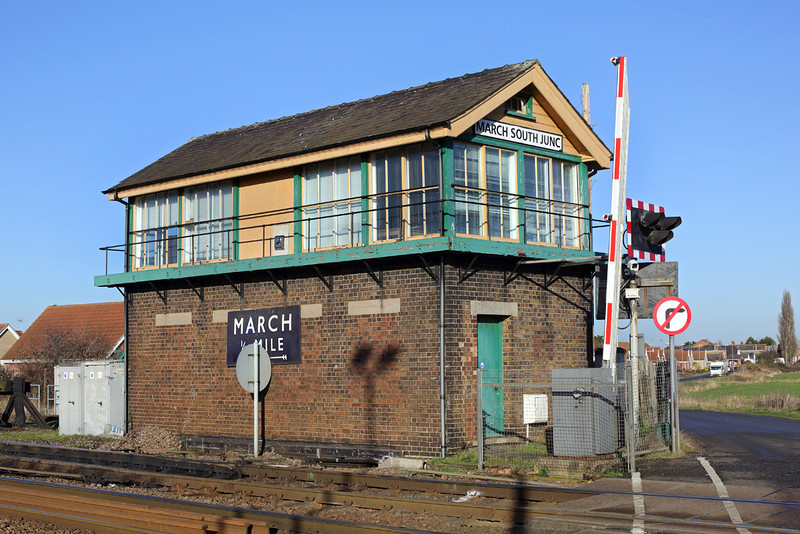 March South Junction 13/1/2014