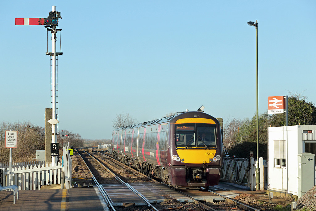 170110 Whittlesea 13/1/2014<br /> 1L00 0710 Gloucester-Stansted Airport