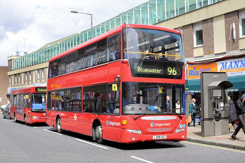 15075 LX09AEZ, Woolwich 13/5/2014