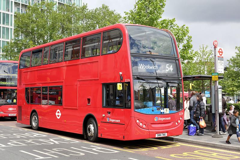 12276 SN14TWU, Woolwich 13/5/2014